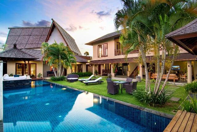 Pilihan Villa Dengan 5 Kamar Tidur Sewa Rumah Dan Villa Di Bali