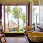 rent beachfront villa in Bali